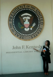 @ John F. Kennedy Presidential Library and Museum