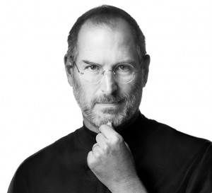 The Apple's Steve Jobs