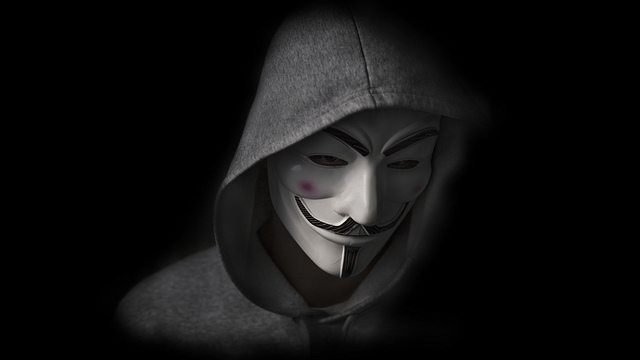 a person in mask (photo grabbed from Google)
